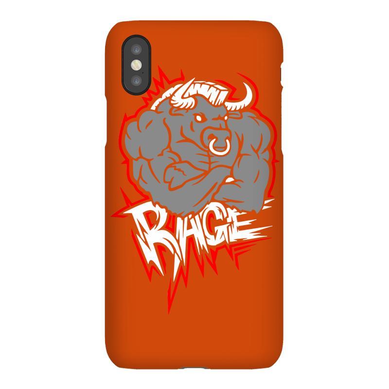 Animal Rage Iphonex Case | Artistshot