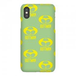 funny batman buttman iPhoneX Case | Artistshot