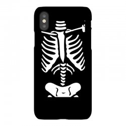 funny bone skeleton iPhoneX Case | Artistshot