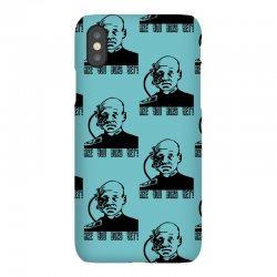 geek borg iPhoneX Case | Artistshot