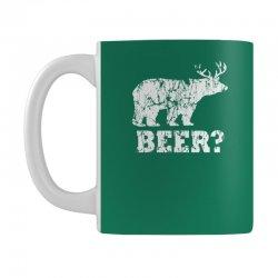 funny beer bear Mug | Artistshot