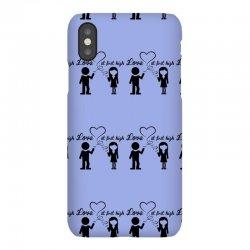 love at first high iPhoneX Case   Artistshot
