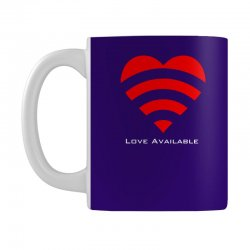 love broadcast Mug | Artistshot