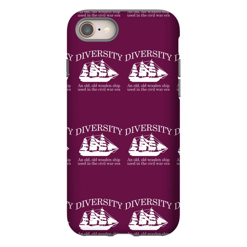 Diversity An Old Old Wooden Iphone 8 Case By Artistshot