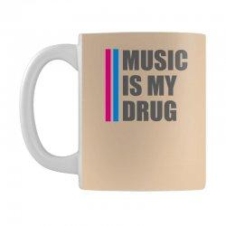 music is my drug Mug | Artistshot