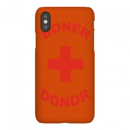 Boner Donor Iphonex Case Designed By Yudyud
