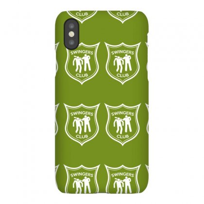 Swingers Club Iphonex Case Designed By Gematees