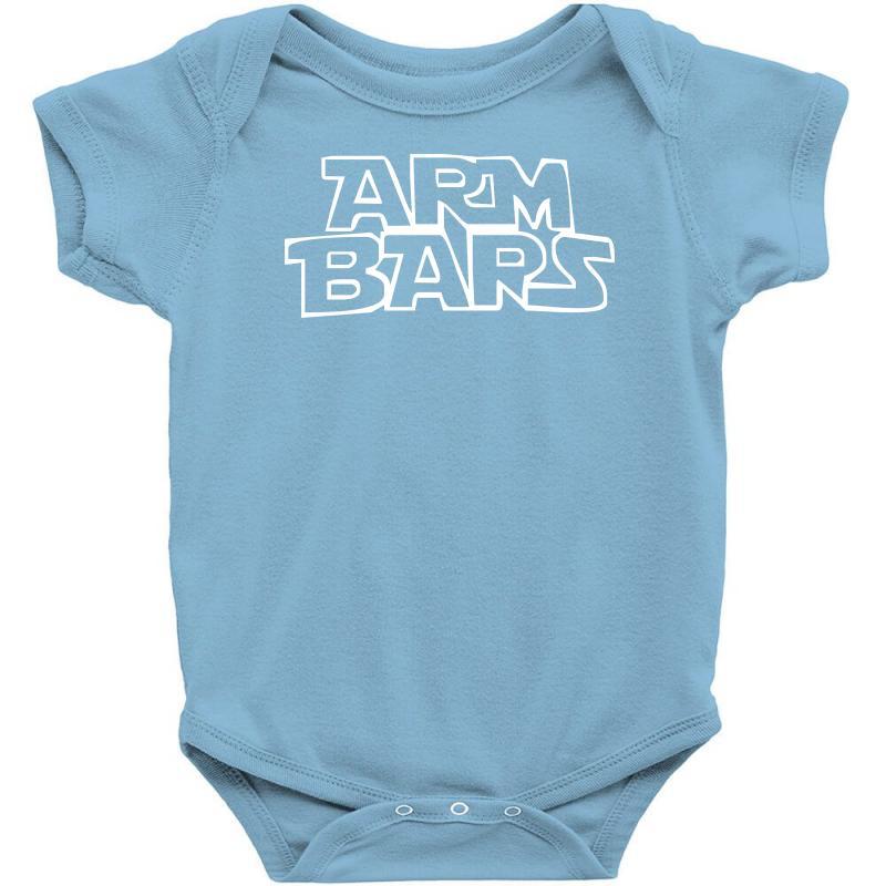 41656655 arm bars by cageside fight co funny brazilian jiu jitsu tee bjj mma Baby  Bodysuit