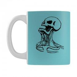 screaming skull Mug | Artistshot