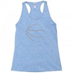 basketball sport bball streetball sportswear usa baskets ball Racerback Tank | Artistshot