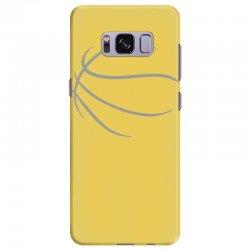 basketball sport bball streetball sportswear usa baskets ball Samsung Galaxy S8 Plus Case | Artistshot