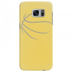 basketball sport bball streetball sportswear usa baskets ball Samsung Galaxy S7 Edge Case | Artistshot