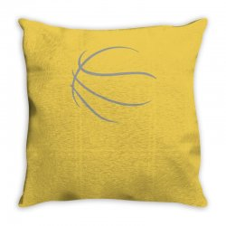 basketball sport bball streetball sportswear usa baskets ball Throw Pillow | Artistshot