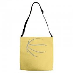 basketball sport bball streetball sportswear usa baskets ball Adjustable Strap Totes | Artistshot