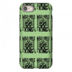 Wild World King iPhone 8 Case | Artistshot