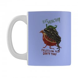 eat fruits Mug | Artistshot