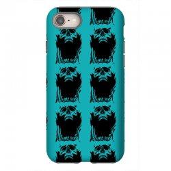Screaming skull iPhone 8 Case   Artistshot