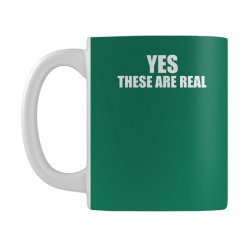yes these are real funny Mug | Artistshot
