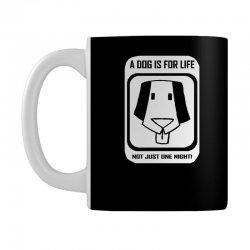 a dog is for life Mug   Artistshot