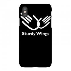 sturdy wings iPhoneX Case | Artistshot