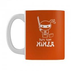 part time ninja Mug | Artistshot