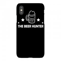 the beer hunter iPhoneX Case | Artistshot