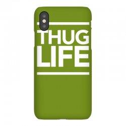 thug life iPhoneX Case   Artistshot