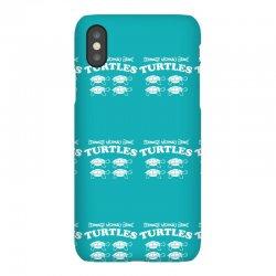 turtles heroes iPhoneX Case | Artistshot