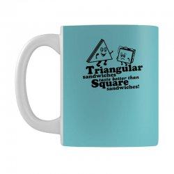 triangular sandwiches Mug   Artistshot