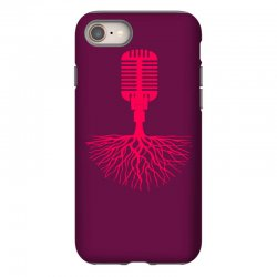 musical roots iPhone 8 Case | Artistshot