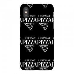 i just want pizza iPhoneX Case   Artistshot
