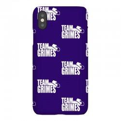 team grimes walking dead iPhoneX Case | Artistshot