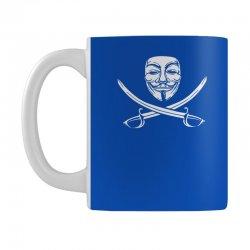 mask of modern mutiny Mug   Artistshot