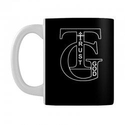 trust god t shirt Mug | Artistshot
