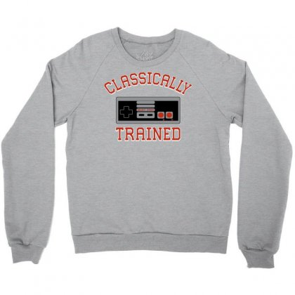 Classically-trained New Crewneck Sweatshirt Designed By Eugene