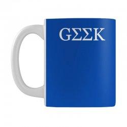 geek greek Mug | Artistshot