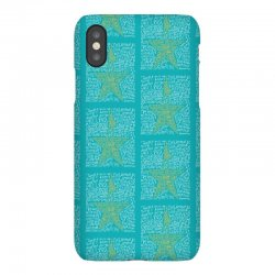 Hamilton Typography iPhoneX Case | Artistshot