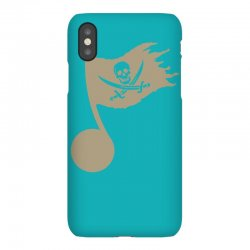 music pirate iPhoneX Case | Artistshot
