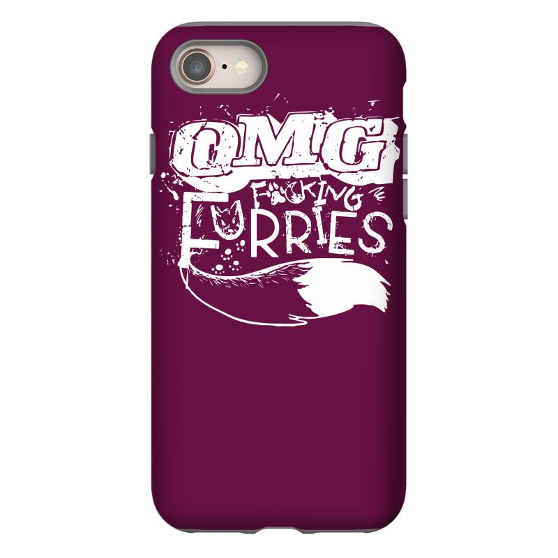 Omg Fucking Furries Iphone 8 Case | Artistshot