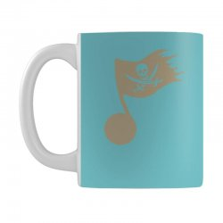 music pirate Mug | Artistshot