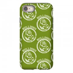 Bulldog Sports Team iPhone 8 Case | Artistshot