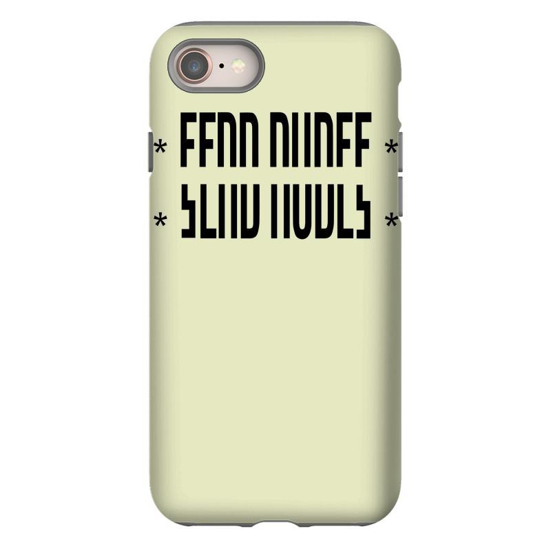 Send Nudes Hidden Message Iphone 8 Case  By Artistshot