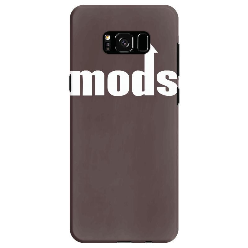 super popular 1cab2 ed136 Mod 60s Music Target Soul Gift New Samsung Galaxy S8 Case. By Artistshot