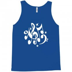 music notes#4 rock design graphic band Tank Top | Artistshot