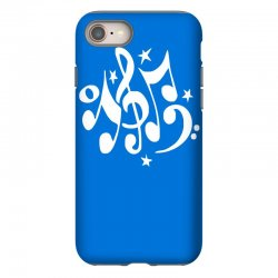 music notes#4 rock design graphic band iPhone 8 Case | Artistshot