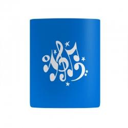 music notes#4 rock design graphic band Mug | Artistshot