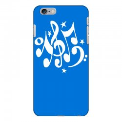music notes#4 rock design graphic band iPhone 6 Plus/6s Plus Case | Artistshot