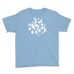 music notes#4 rock design graphic band Youth Tee | Artistshot