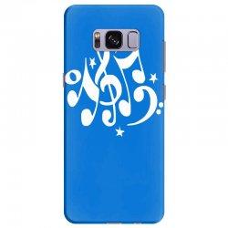 music notes#4 rock design graphic band Samsung Galaxy S8 Plus Case | Artistshot