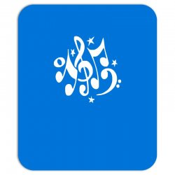 music notes#4 rock design graphic band Mousepad | Artistshot